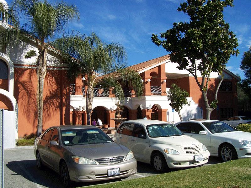 Casa del Rey clubhouse