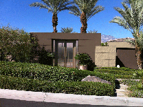 Rancho Mirage Modern Design - Desert Browns